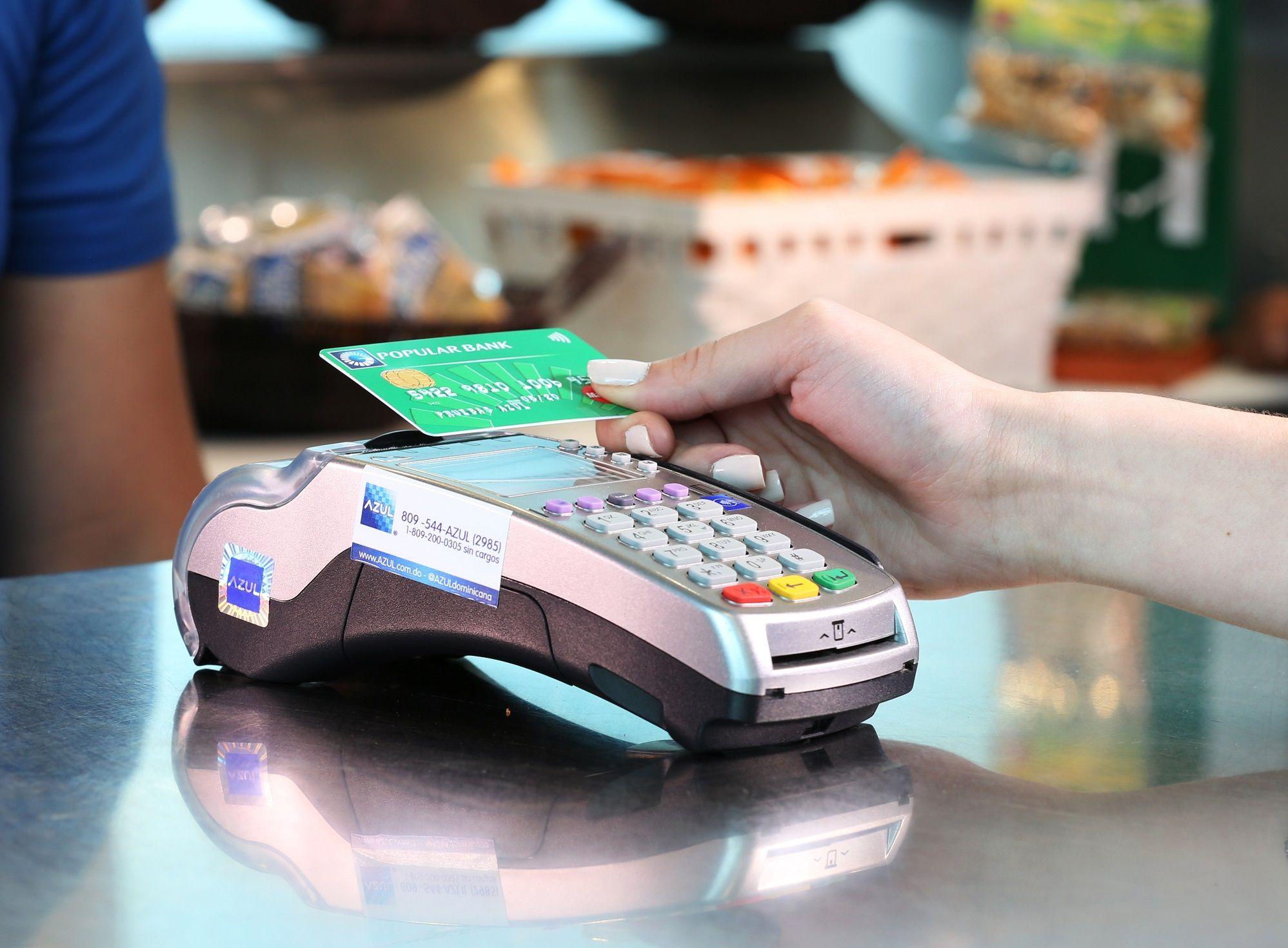 Azul Trae Al Mercado La Tecnologia De Pagos Sin Contacto Total