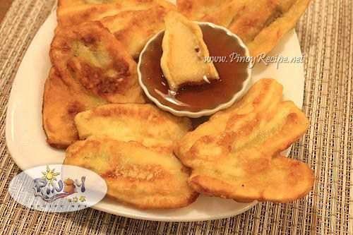 Crispy Maruya Special Recipe http://www.pinoyrecipe.net/crispy-maruya-special-recipe/
