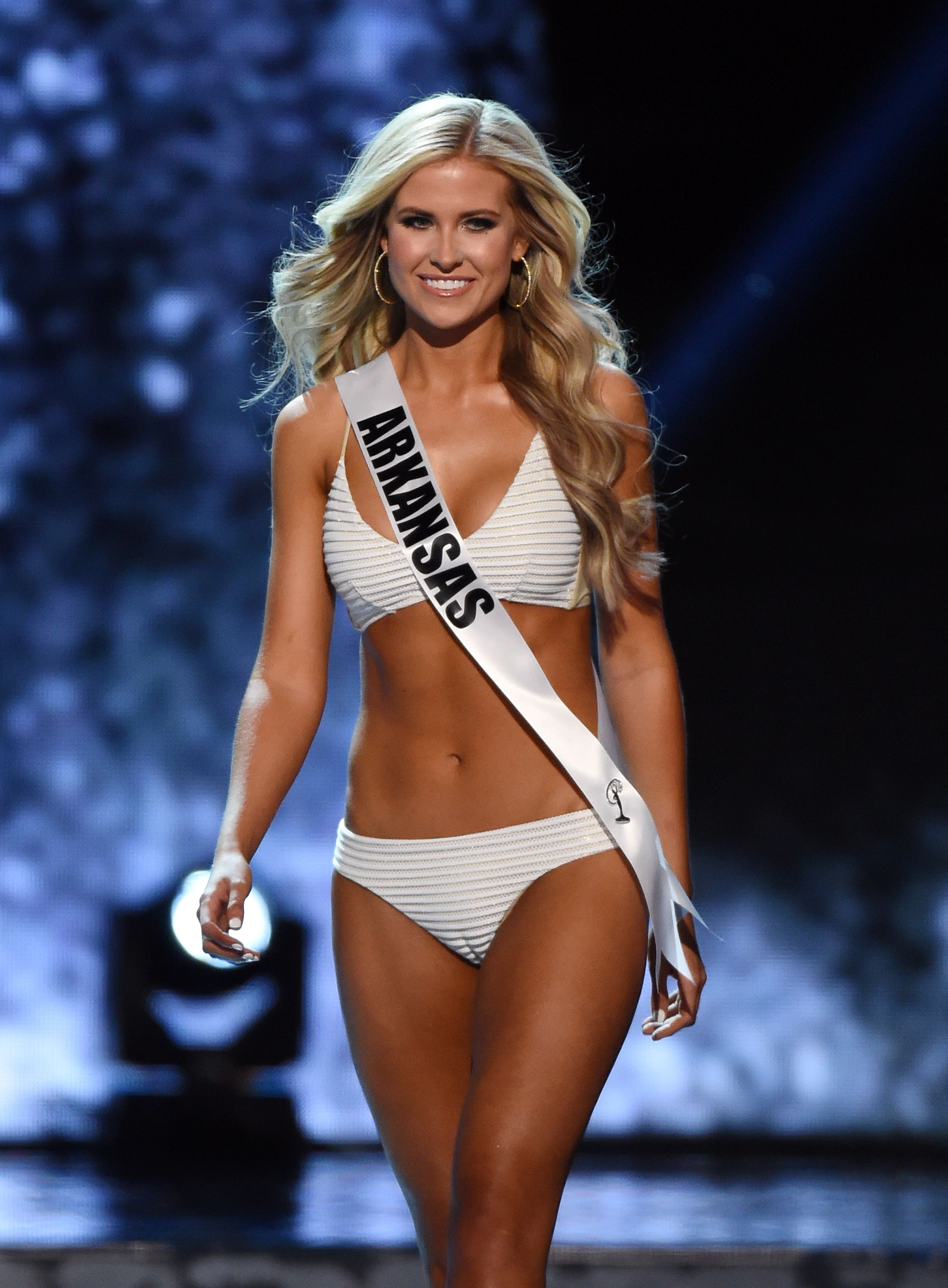 Hottest miss usa blondes, white male