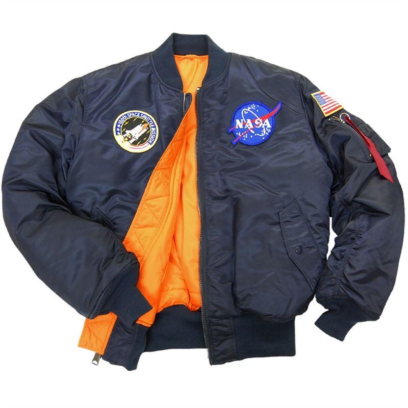1 Vêtements Nasa Ma Flight Want Jacket Pinterest f7vBS