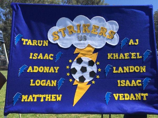 Soccer Banner  Fall 2016