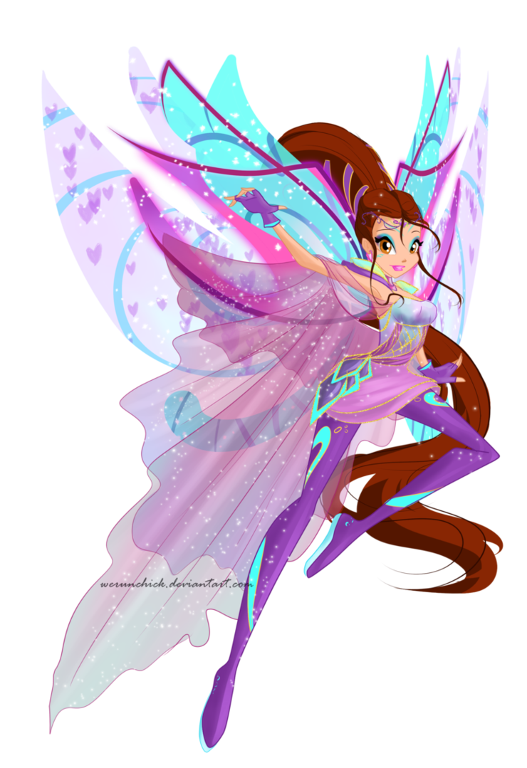 Nika bloomix by werunchick on deviantart anime oc winx - Winx magic bloomix ...
