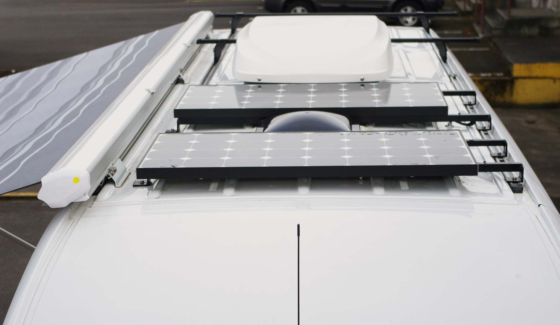 Pin By Diy Wind Turbine On Rooftop Solar Panels Uses Of