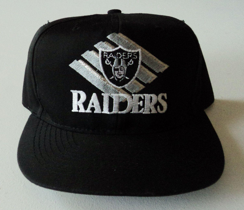 Vintage Los Angeles Raiders American Needle Snapback Hat Nfl Vintage Los Angeles Hats Snapback Hats