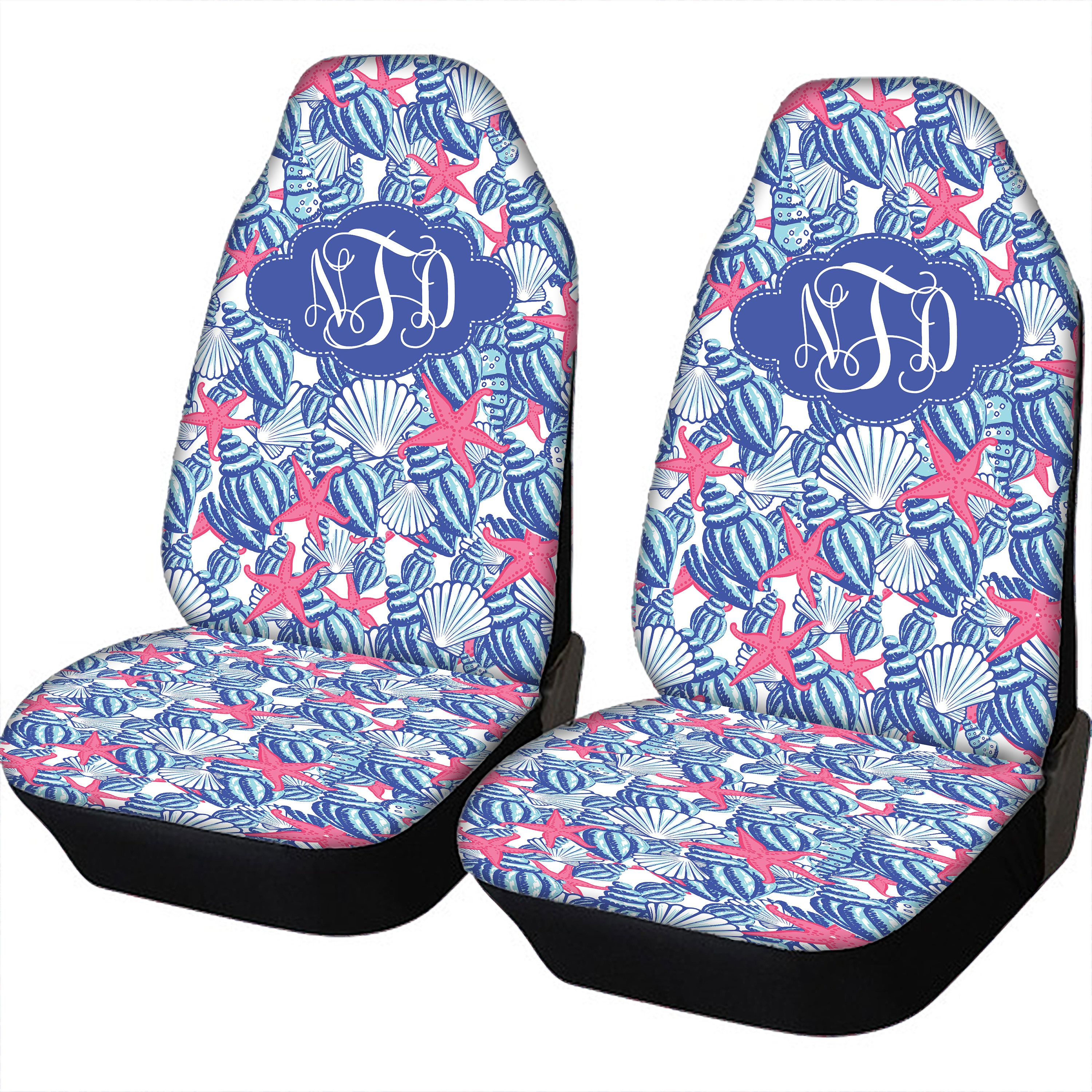 Custom Car Seat Covers - Seat Covers For Cars