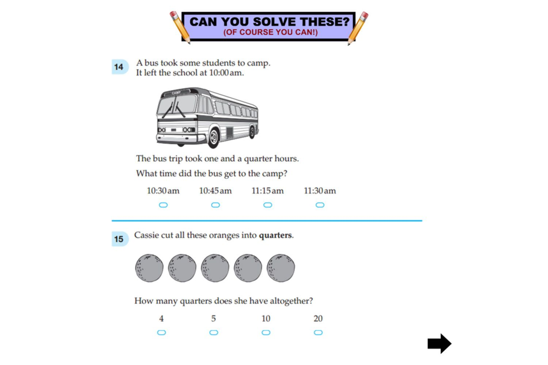 year 3 maths problem solving