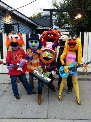 The Best Group Costumes & The Best Group Costumes of 2011 | Pinterest | Costumes Group and ...