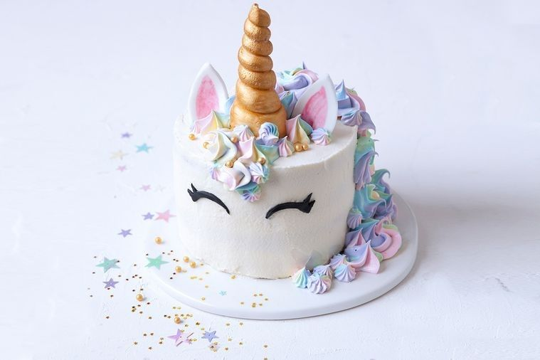 The Ultimate Birthday Cake For Young And At Heart Is Here This Recipe An Extract From Unicorn Food By Sandra Mahut Murdoch Books RRP 1999