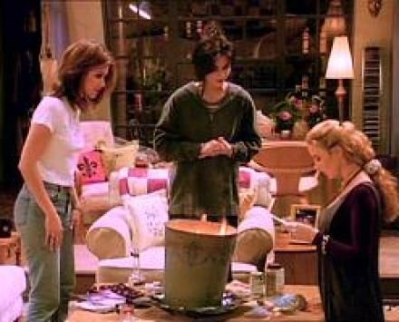 Valentine's burning ritual. #valentines | Friends season 1 episodes, Friends  season 1, Friends show