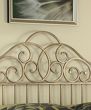 Loving this St. Ives Full/Queen Headboard on #zulily! #zulilyfinds