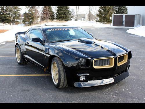 """From Chevrolet Camaro to a """"Pontiac Trans Am""""."""