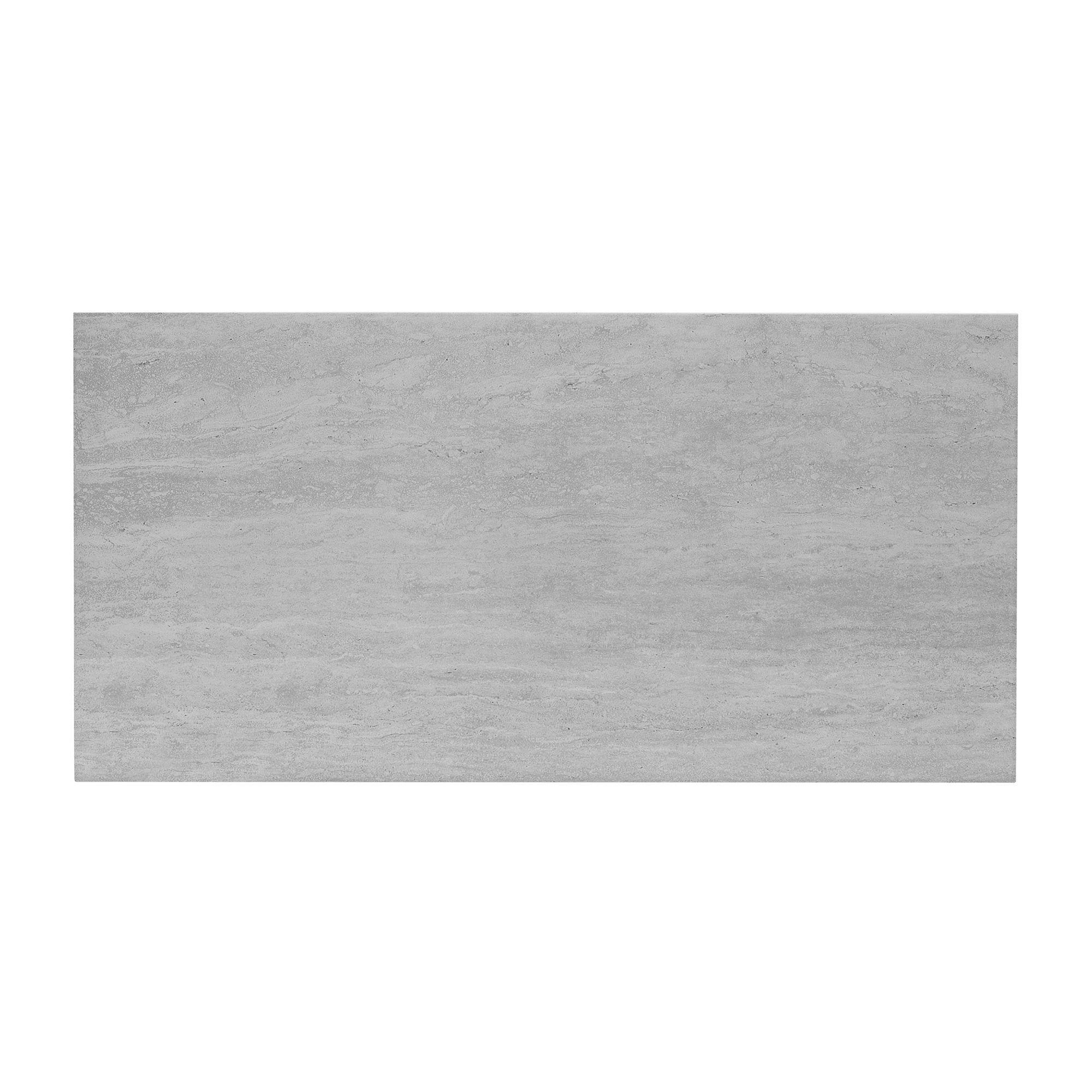 Bq Ceramic Kitchen Floor Tiles Origin Pebble Linear Travertine Ceramic Wall Tile Pack Of 8 L
