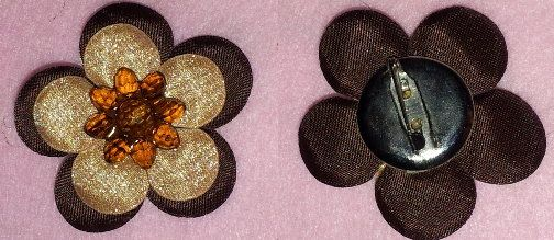 Various Types of Padded Appliques