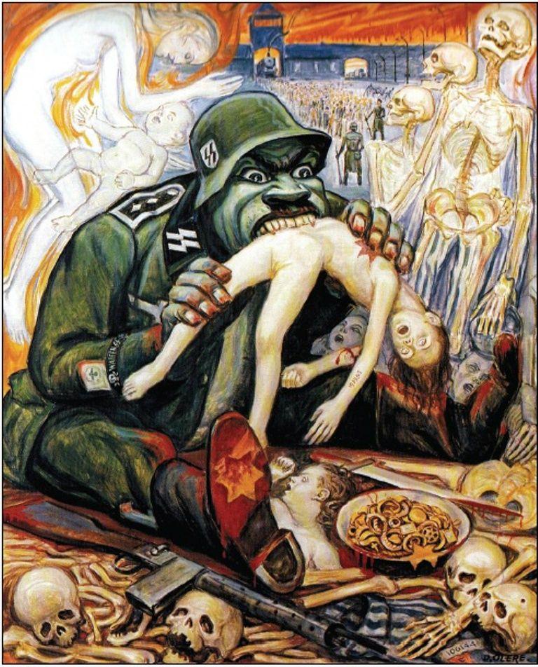 Картинки по запросу холокост печи