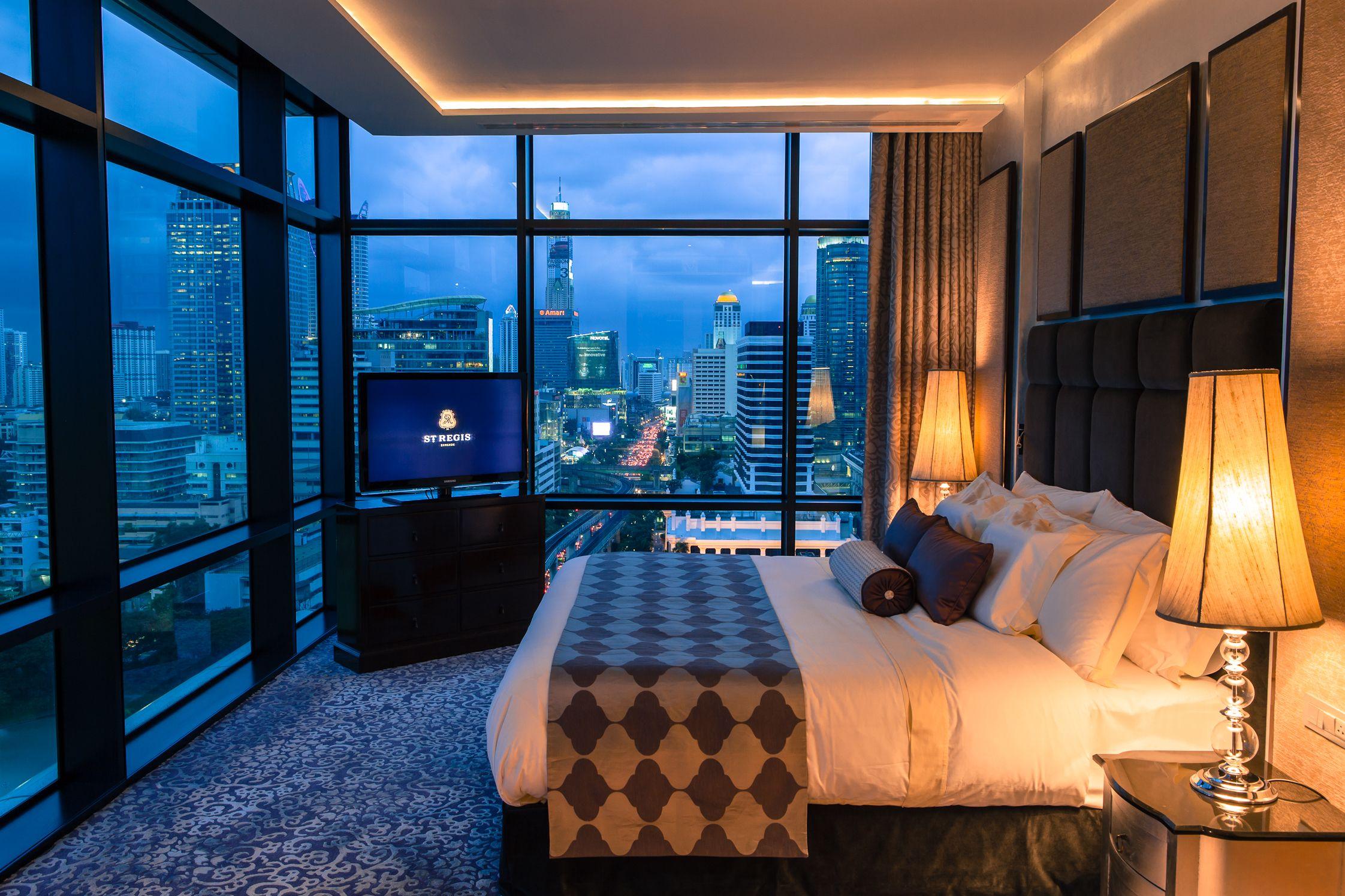 Caroline Astor Suite at St. Regis Bangkok http://travel.bart.la/2012/05/30/caroline-astor-suite-at-st-regis-bangkok/
