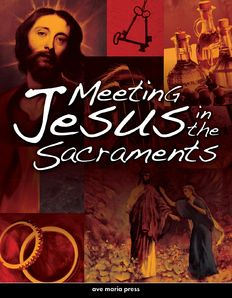Meeting Jesus in the Sacraments (Student Text)