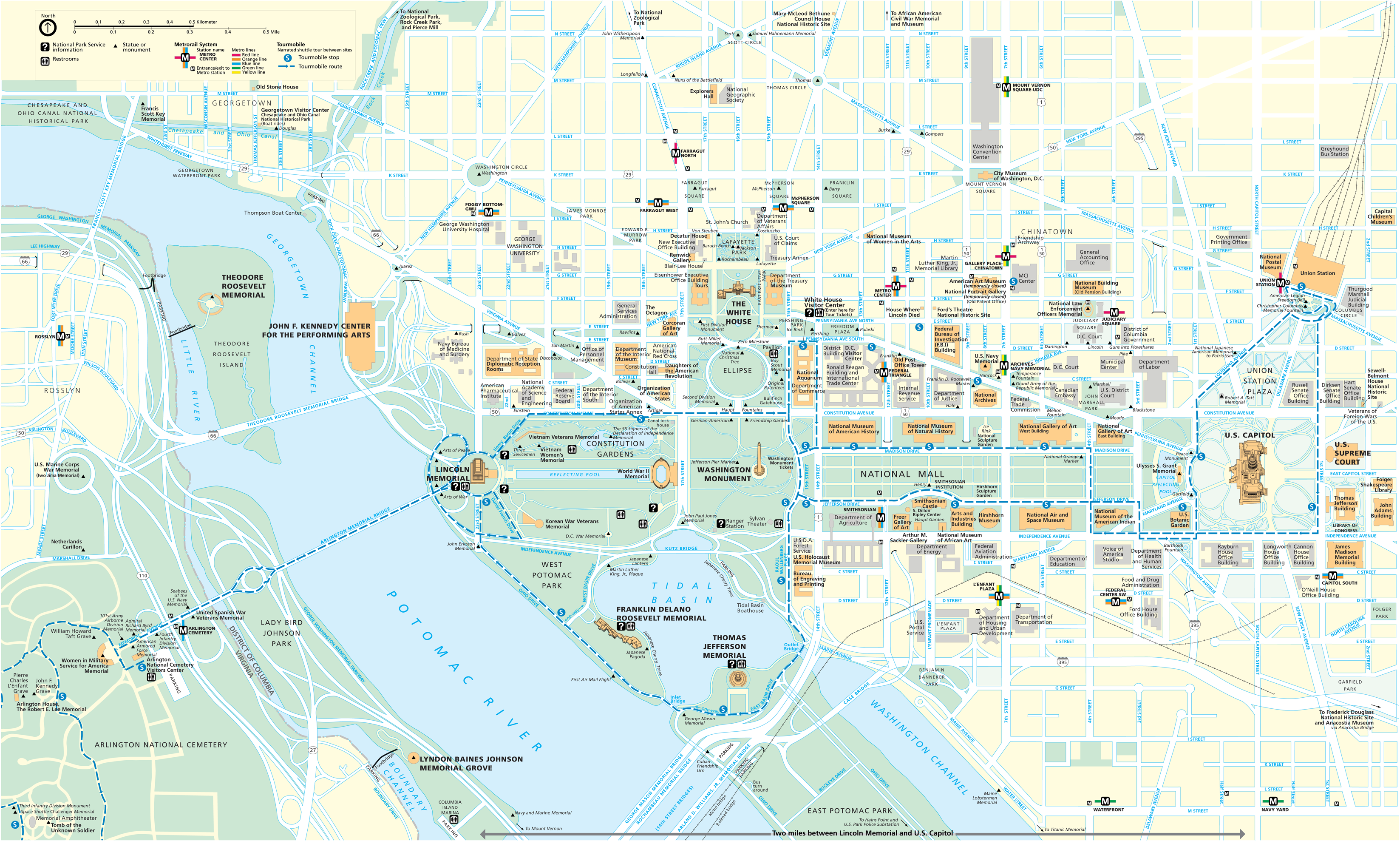 Pin by lindsay piffer on Painting | Tourist map, Washington ...