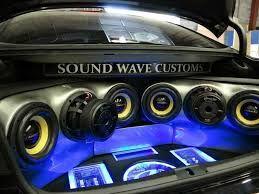 Image result for custom subwoofer enclosure