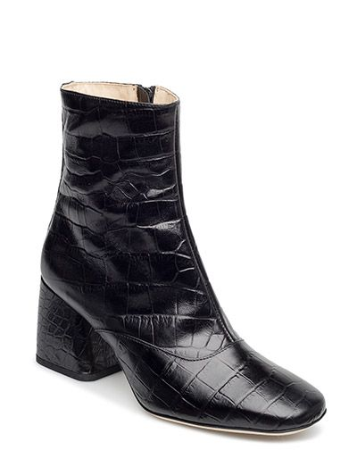 2nd Day Leather Boots R2Y8b