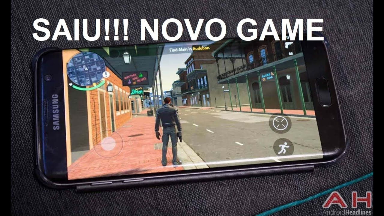 Saiu Novo Game Gangstar New Orleans Download Apk Na