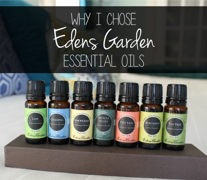 Superb Why I Chose Edens Garden Essential Oils | The Mommy Archives Design Inspirations