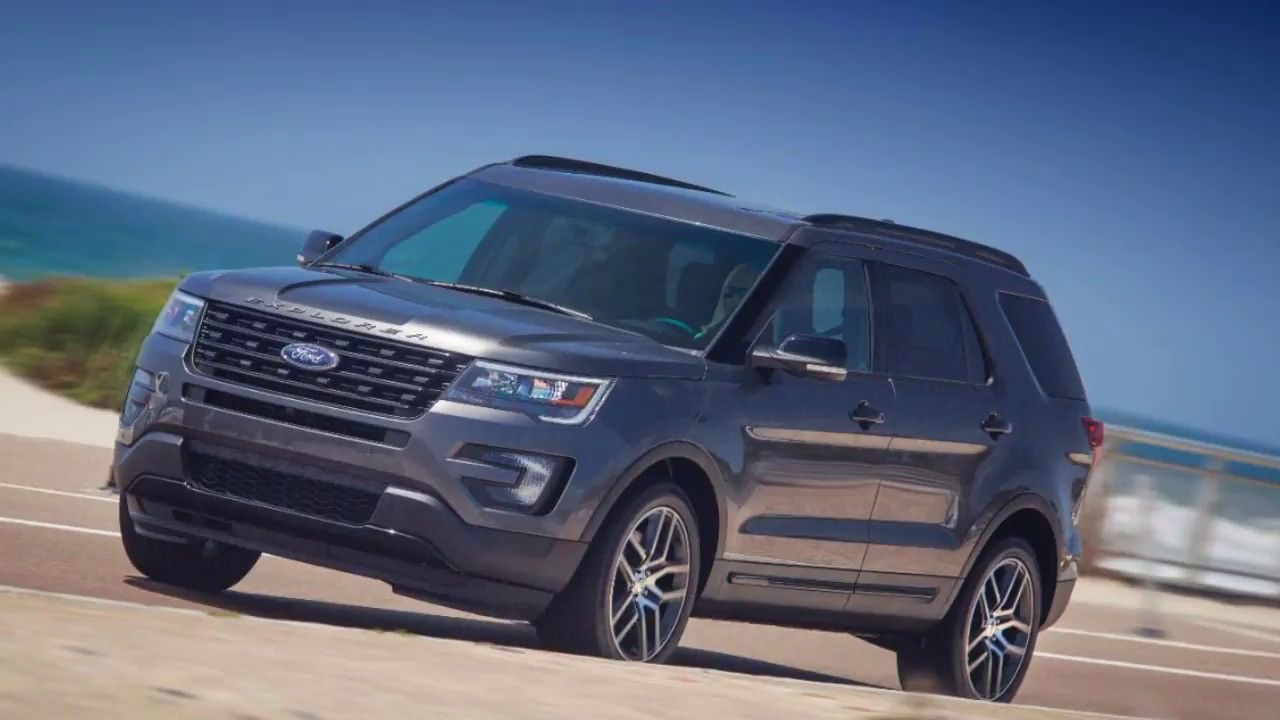 Excellent Ford Explorer 2018 Efficiency And Fuel Economy Https Youtu