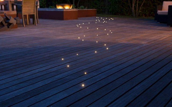 éclairage extérieur LED solaire et décoratif me accent dans le