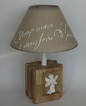 """Lampe un peu plus classique dans l esprit """"maison de famille"""" en"""