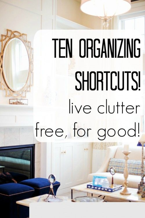 Live Clutter Free, For Good! I Found My Kitchen Counter   AND My Sanity  Using Her Advice! Organize Your Kitchen, Toy Room, Living Room   Your  Entire Home ...