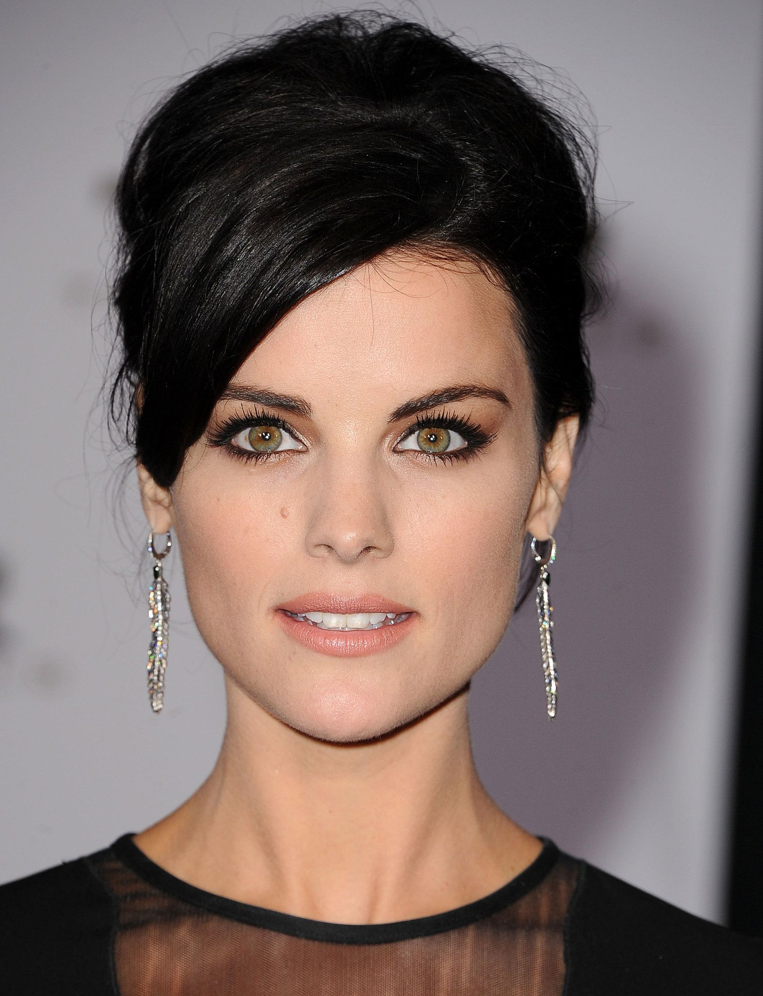Jaimie Alexander hair & makeup