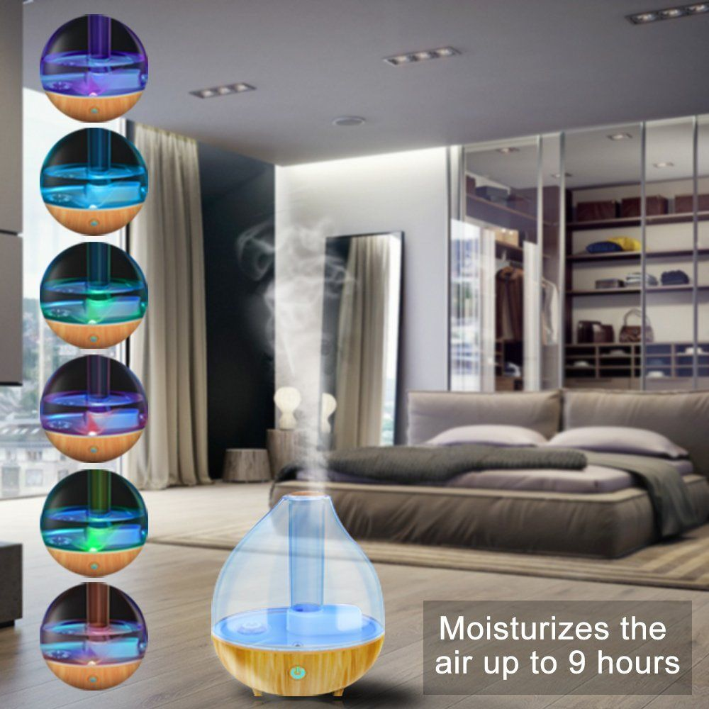 What is the Best Humidifier to Buy Top 5 Models Compared