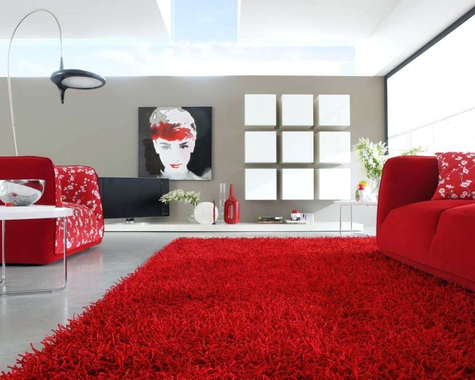 Rote Teppiche Für Wohnzimmer #teppiche #wohnzimmer