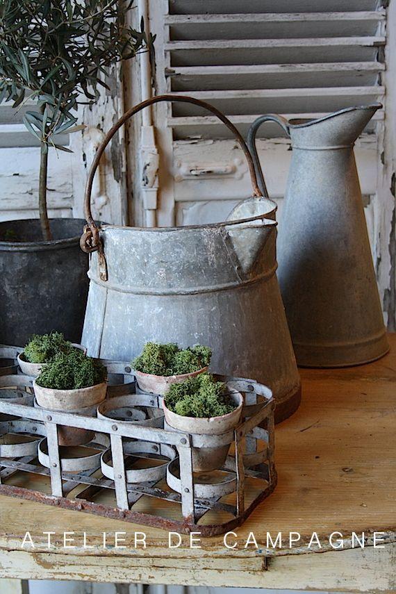☆ Brocante, déco vintage industrielle brocante campagne | Antiques ...