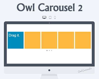 Owl Carousel 2 – jQuery Responsive and Touch Friendly Carousel | RWD