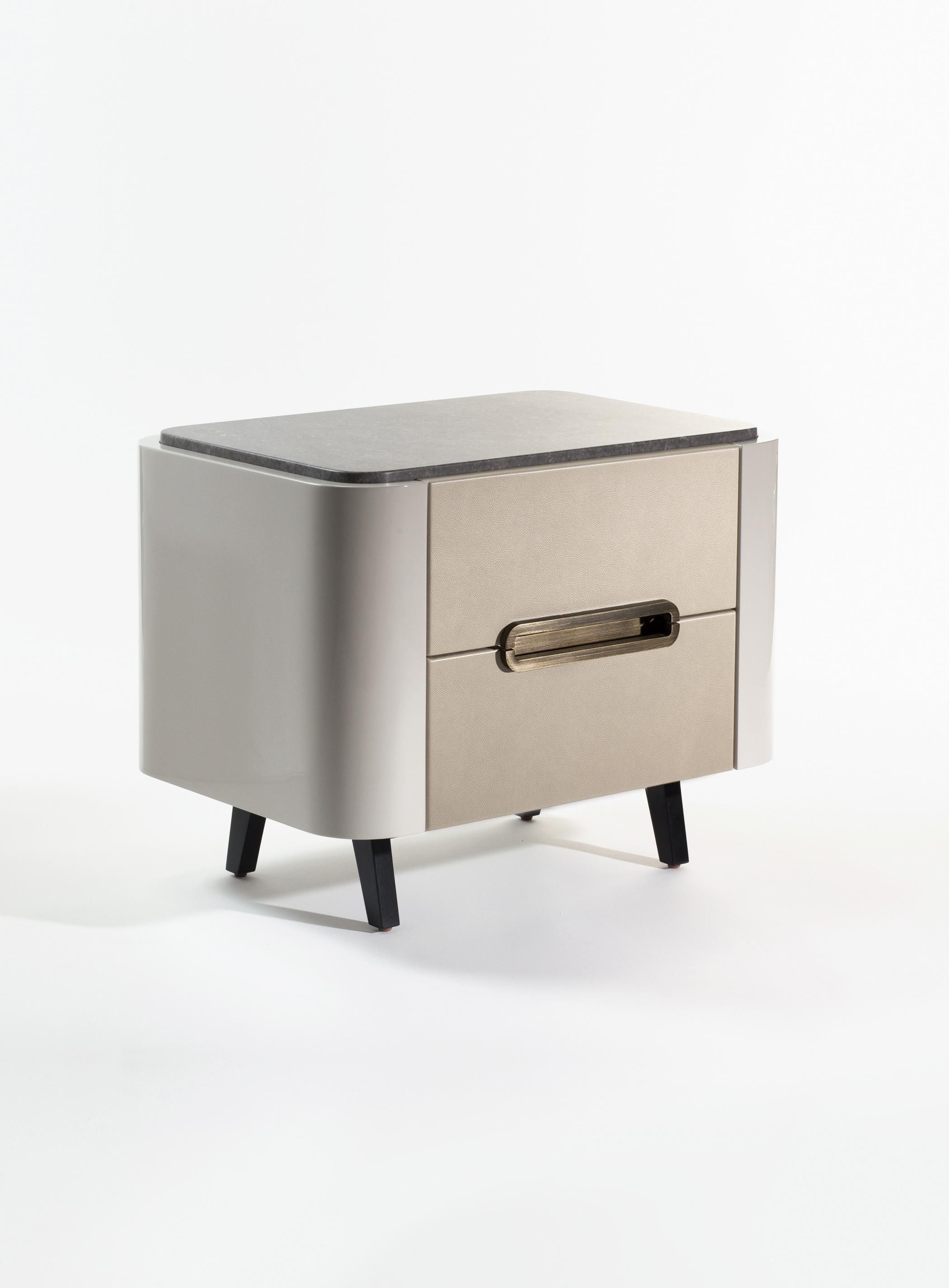 MAGNI HOME COLLECTION - Joanna Nightstand | f | Pinterest | Veladores