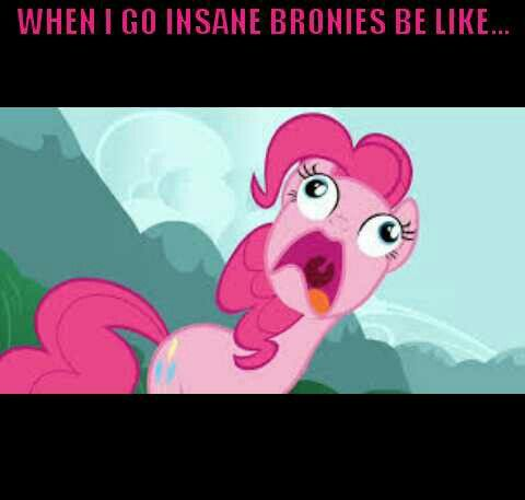 Funny Pinkie Pie Meme With Images My Little Pony Friendship