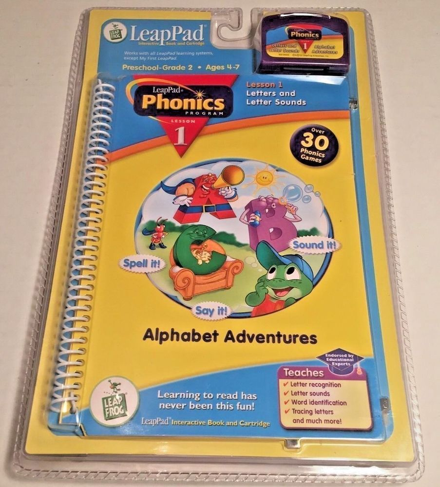 Leapfrog Leap S Phonics Library