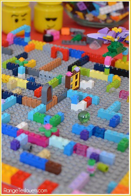 Tout est super g nial anniversaire lego idea of anniversary party for children pinterest - Lego ninjago le grand devoreur ...