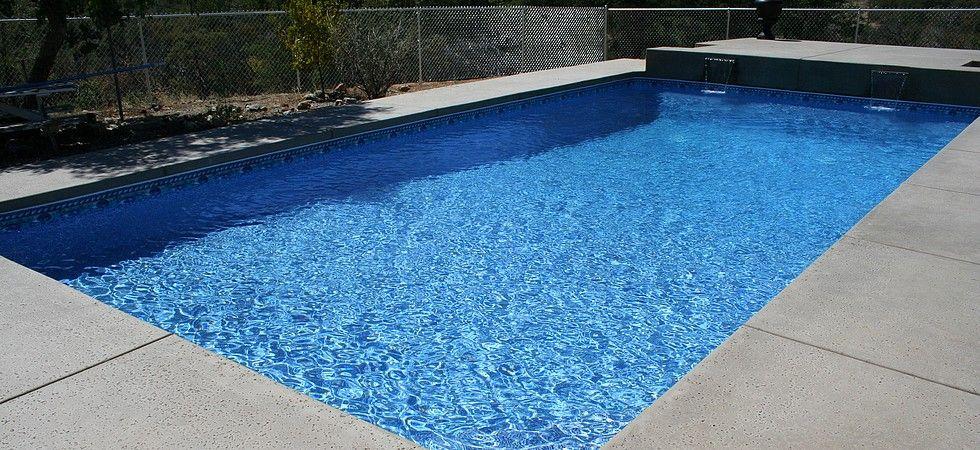 Inground Pool Liners Inground Liner Pools Banner Ideas