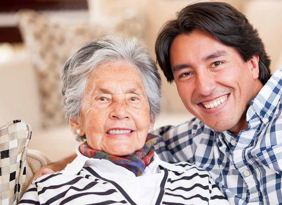 Asking Your Loved One Senior care, Home health care
