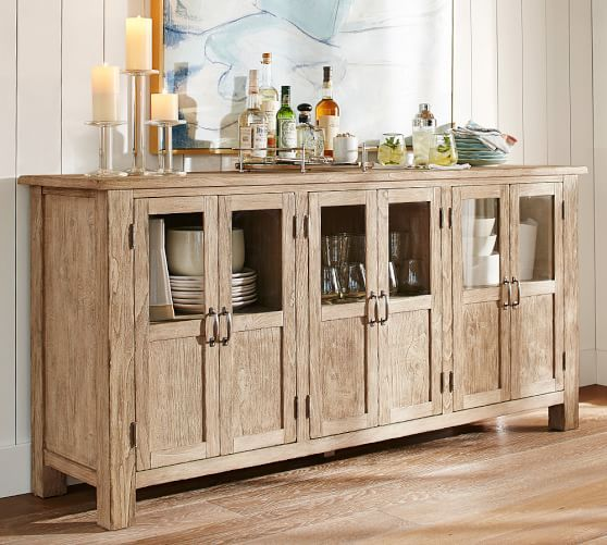 Toscana Buffet, Thinking A Lighter Wood Or Paint @ Dining Buffet Cabinet.