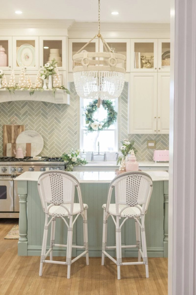2 in 2020 Kitchen decor trends, Cottage kitchens, French