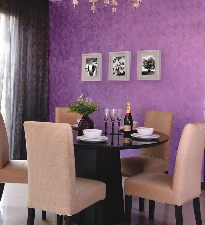 Nippon Paint Malaysia Colour Code: Luminous Lavender MS124