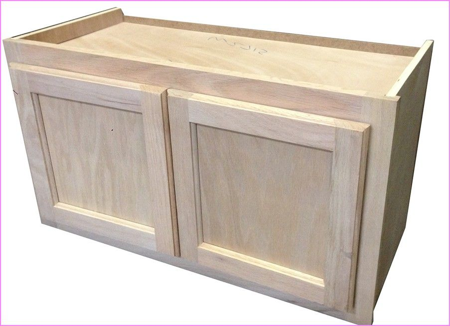 unfinished kitchen cabinets home design ideas without door