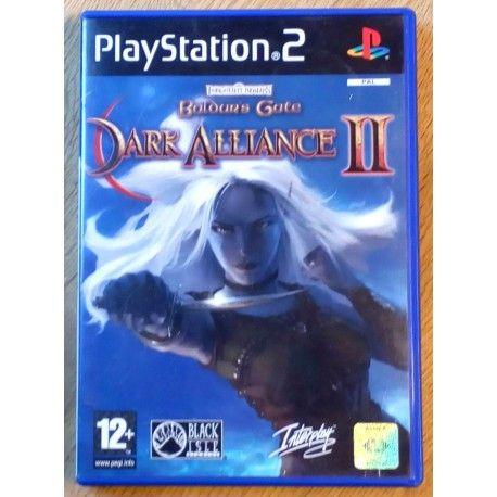 Baldur S Gate Dark Alliance Ii Black Isle Interplay