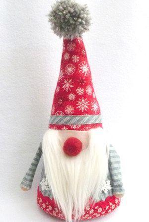 Free Makower Santa Gnome Doorstop Doorstop Pattern Free Doorstop Pattern Free Craft Patterns