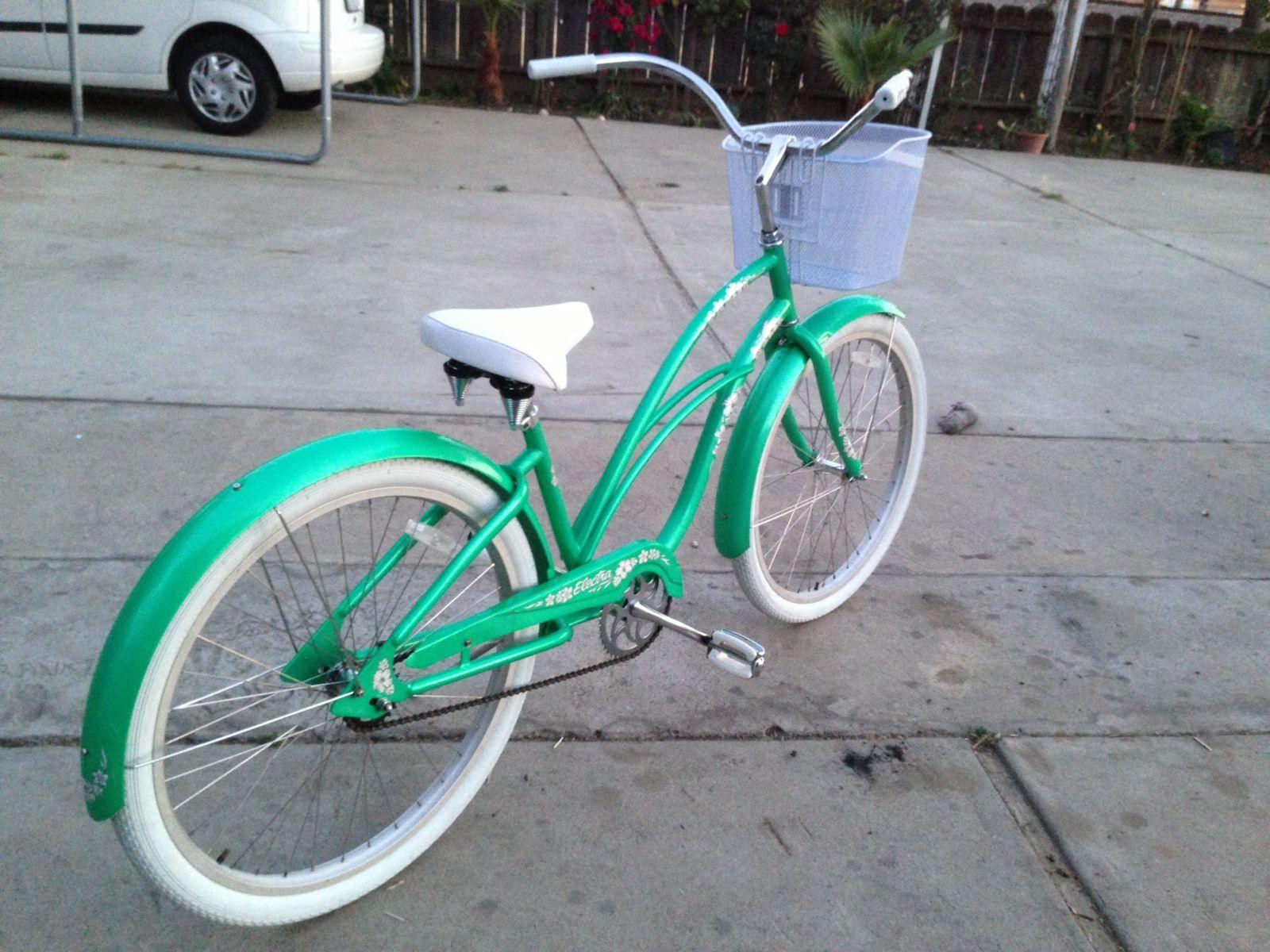 Electra Hawaii Beach Cruiser Beach Cruiser Bicycle Vintage Bicycles