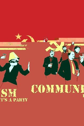Communism Party IPhone Wallpaper HD