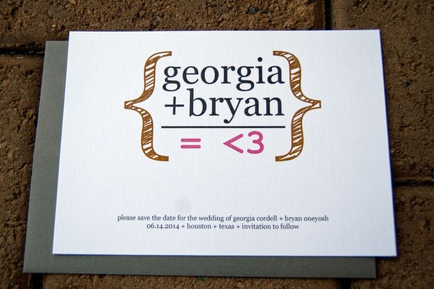 1000+ images about Geek Chic Wedding Invitations on Pinterest ...