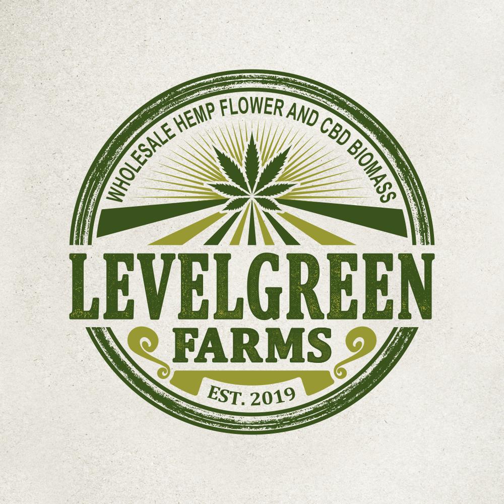 Design 86 By Doreldesign Industrial Hemp Cbd Farm Branding Logo Logo Design Earthy Logo Design Earthy Logos